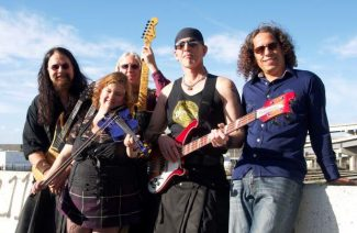 Celtic rock band Tempest is set to perform May 9 at the CVIC Hall in Minden.