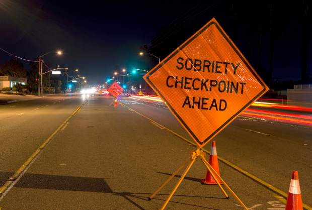 DUI checkpoint near South Lake Tahoe planned for Saturday