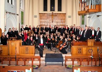 Toccata will conclude its performances of St. Matthew's Passion this fall with a Friday night show in Incline Village.