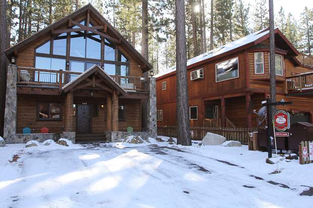 South lake tahoe vacation rental owners concerned about for Tahoe city cabin rentals