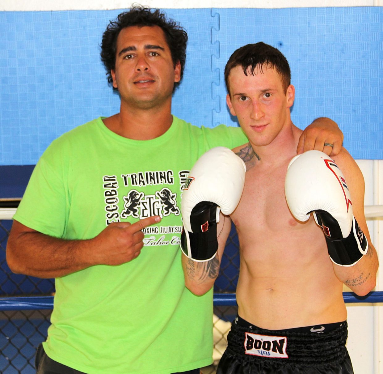fighting five local escobar training grounds products highlight