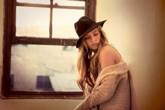 ZZ Ward plays a show in the Harrah's Lake Tahoe South Shore Room Saturday.