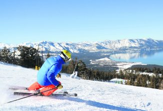 Above average snowfall forecasted for parts of Tahoe Basin