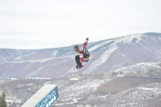 X Games champion and South Lake Tahoe resident Jamie Anderson captured a season-opening slopestyle victory at the FIS Snowboard World Cup in Cardrona, part of the New Zealand Audi Quattro Games.