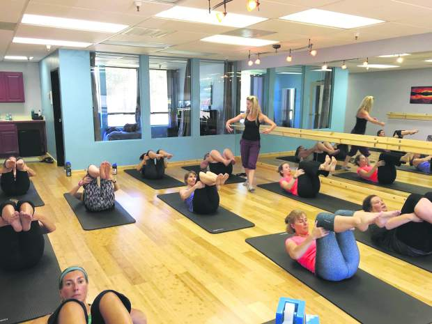 South Lake Tahoe Local Raises The Barre With New Fitness Studio Video Tahoedailytribune Com