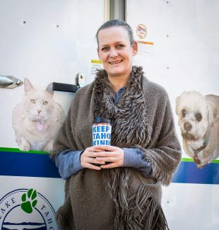 Niki Congero is the new director of the Lake Tahoe Humane Society. The organization is holding an open house Tuesday, Feb. 25 from 2-7 p.m.