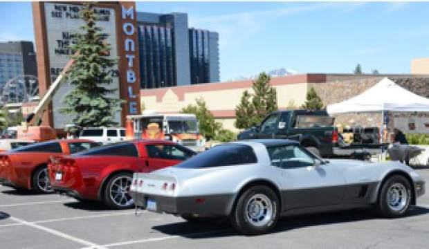 Rev Up For Corvette Event Scheduled At MontBleu TahoeDailyTribunecom - South lake tahoe classic car show