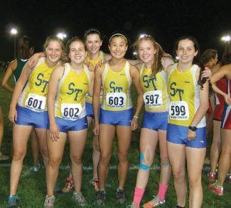 The South Tahoe cross-country team kicked off the season at the Nevada Twilight Cross-Country Classic this past weekend.