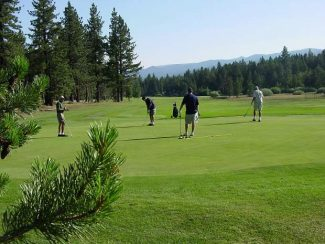 The Bijou Golf Course opens for the season on Saturday April, 12.
