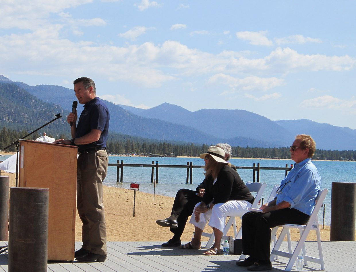 The event featured speaker Nevada Governor Brian Sandoval.