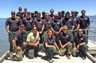 The Tallac Hotshots, the first Hotshot  firefighter crew from the Lake Tahoe Basin, was certified by the U.S. Forest Service June 19.