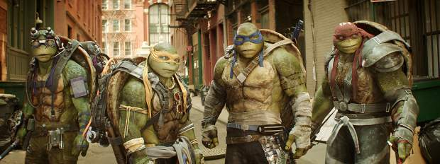 At The Movies Teenage Mutant Ninja Turtles Out Of The Shadows 3d Tahoedailytribune Com