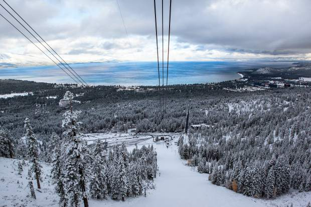 Heavenly Mountain Resort will kick off its ski season earlier than initially planned, opening this Saturday, Nov. 14.