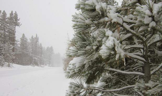 Another storm system is predicted to hit Sunday and Monday, Nov. 15-16.