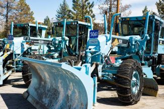 South Lake Tahoe's parcel assessment for snow removal equipment hasn't been increased since 1989. City officials say that has resulted in a fleet of aging vehicles.