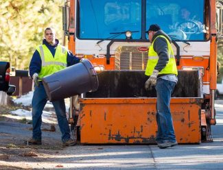South Tahoe Refuse is pushing back collection times effective Monday, March 3. The hope is that everyone will take their trash out the morning of collection day and not the night before to reduce problems with animals getting into garbage.