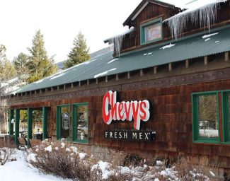 Chevys Fresh Mex, located at 3678 S. Lake Tahoe Blvd., was closed due to underperformance, according to Real Mex Restaurants spokesperson Sara Barker.