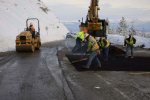 Kingsbury Grade reopened Friday evening following repairs to an eroding drainage pipe underneath the roadway