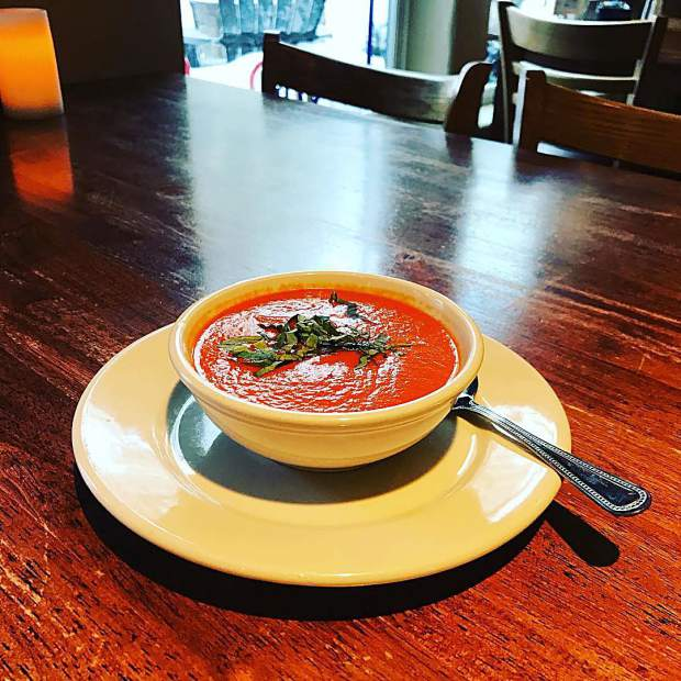 Have you ever wondered what the 1st fast food is? Well it's soup! Come on in today & get yourself a bowl to celebrate #NationalSoupMonth