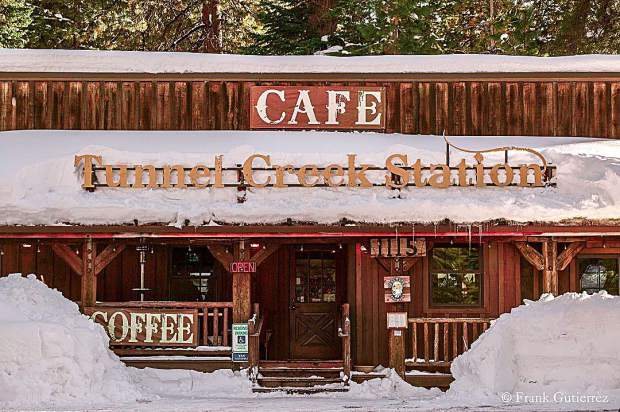Has anyone been to this cafe in North Lake Tahoe? I didn't get a chance to step inside but it looks like a great spot.