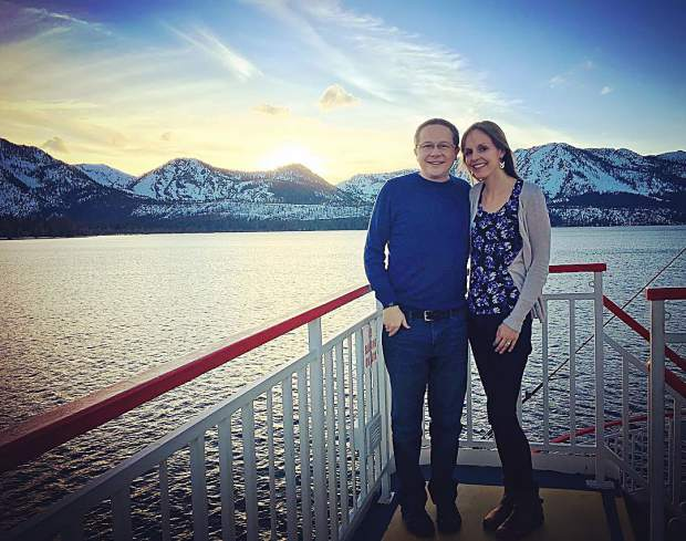 Sunset dinner cruise with the husband.