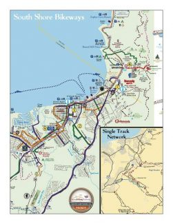 Lake Tahoe Bicycle Coalition calling for basin-wide bike map proposals