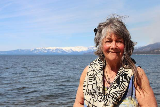 Carol Christensen has lived in Lake Tahoe for 44 years, but in her younger years she worked as an acrobat and stunt woman in Hollywood.