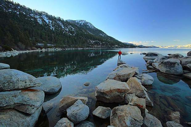 The shoulder season is one of the best times to visit Lake Tahoe.