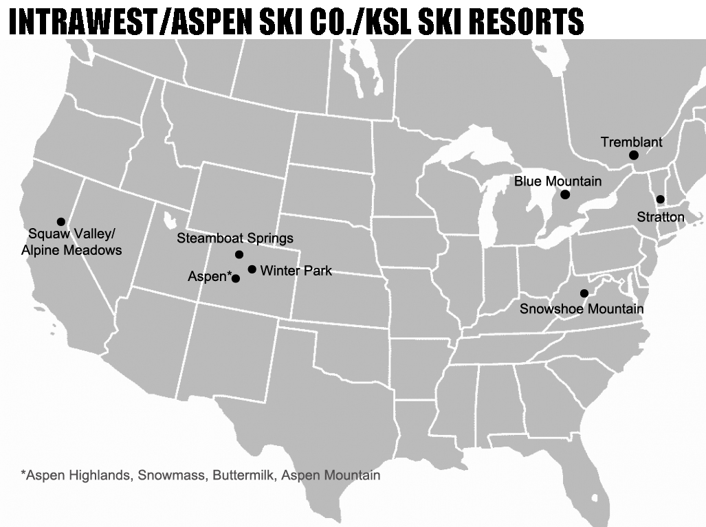Aspen Skiing buying California's Mammoth Resorts ski areas