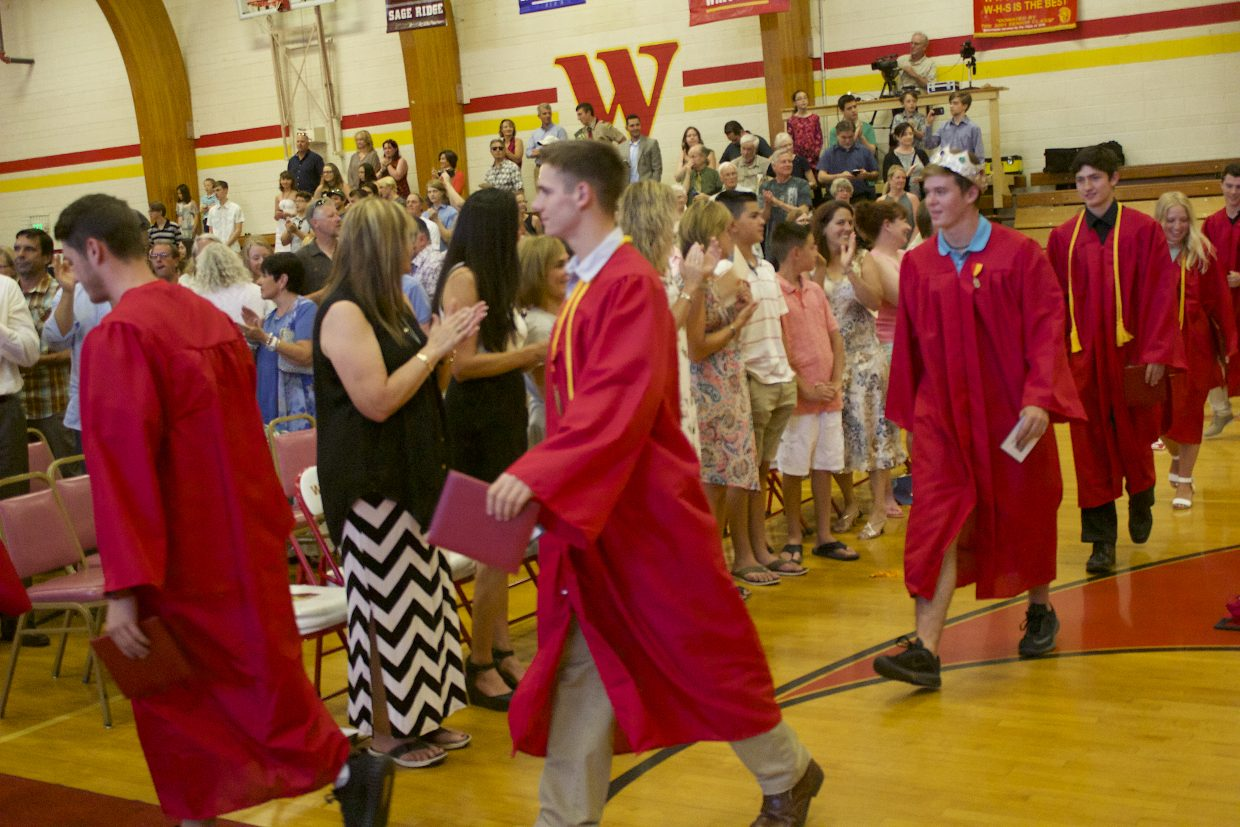 George Whittell High class of 2017 ready to embrace new