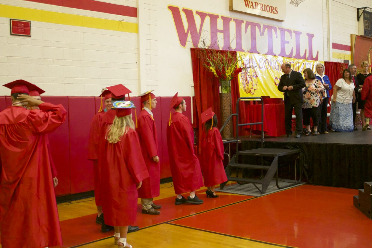 Class of 2017 is encouraged to embrace moments, be brave