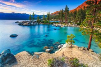 Tahoe named top spot for an affordable fall vacation