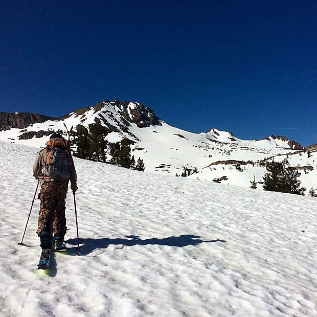 June 7th and the backcountry is as ripe as ever!