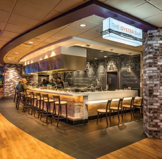 The Oyster Bar – Hard Rock Hotel & Casino