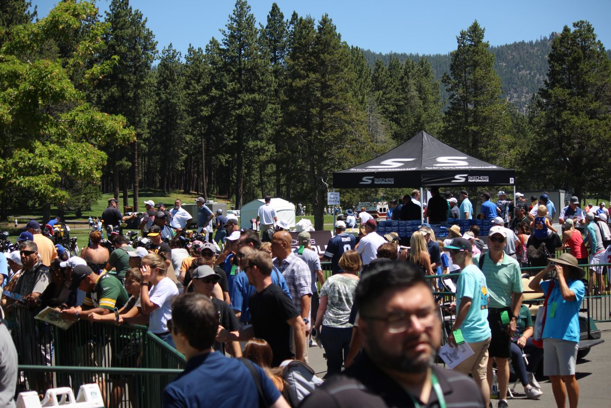 Discounted Lake Tahoe Celebrity Golf Season Tickets ...