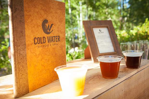 Cold Water Brewery will have a booth at this year's Taste of Gold fundraiser.