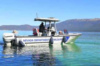 Authorities patrolling for drunken boaters during 4th of July holiday at Lake Tahoe