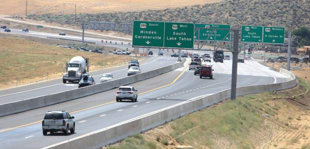 After years of construction the 580 freeway bypass is now open for motorists.