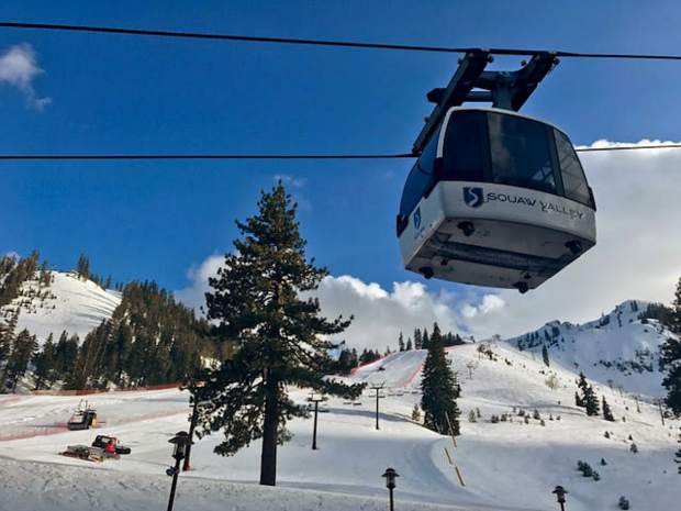 Lawsuit filed against approval of Squaw Valley Alpine Meadows base-to-base gondola