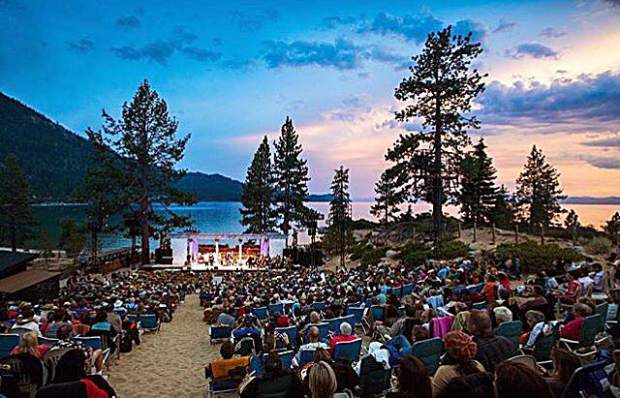 Don't miss the @laketahoeshakespeare Festival, now through August 27.