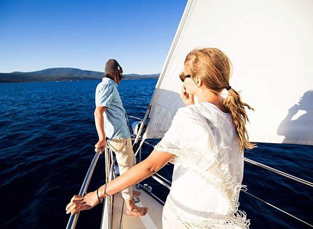 Sailing can be a great adventure! It can also be a relaxing way to spend few hours. Come out and ease your worries away.