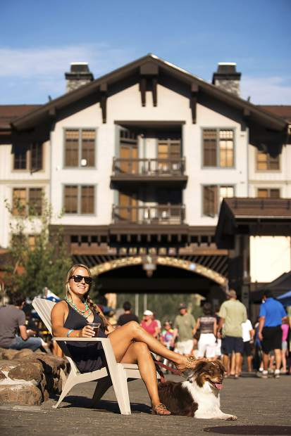 Brews, Jazz and Funk is a festival for dog owners and their four-legged friends at Squaw Valley.