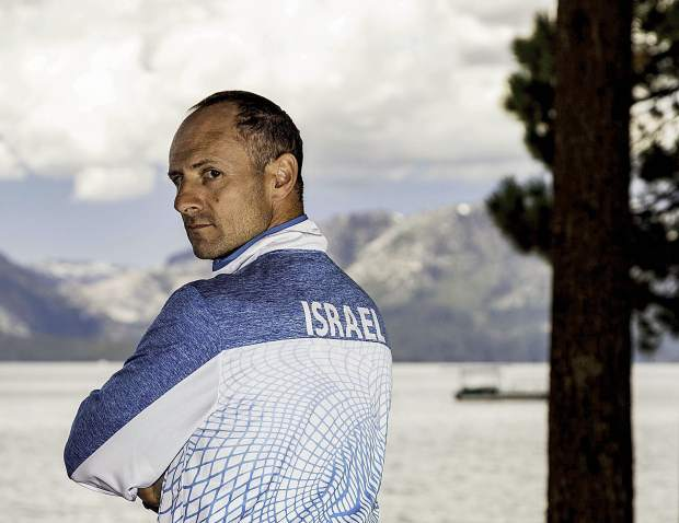 South Lake Tahoe resident Larry Sidney is trying to qualify in skeleton for the 2018 Winter Olympics as a member of Team Israel.