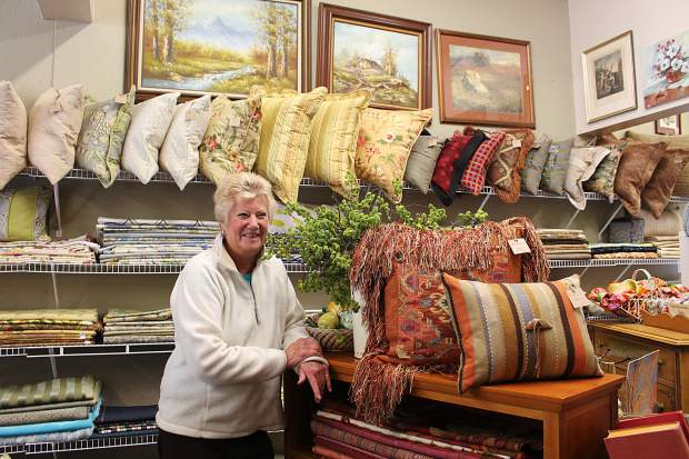 custom interior design seamstress creates custom interior goods for lake tahoe homes