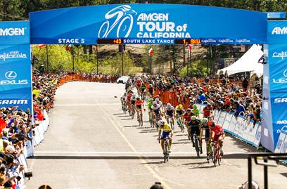 Amgen Tour of California announces stages and host cities for 2018 races