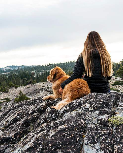 Love adventuring with these two.