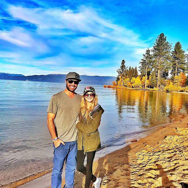 Tahoe is so gorgeous in the fall!