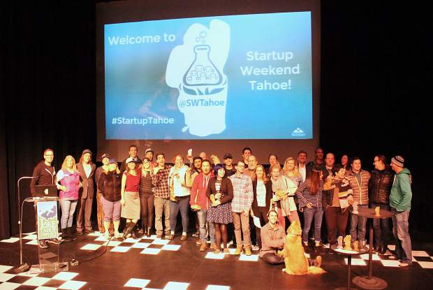 In 54 hours, Startup Weekend Tahoe helped participants get a business idea off the ground and make connections with regional business incubators, mentors and investors.