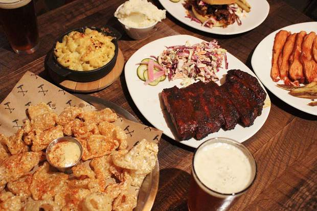 Under new ownership, Ten Crows BBQ has switched up its menu and put more attention on customer service.