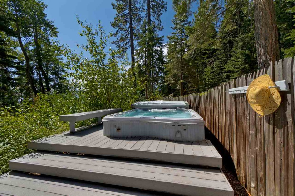 The Carousel Estate in Tahoe City is on the market for $29.5 million.
